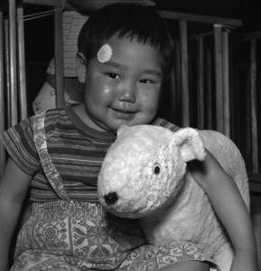 InuitToddler by BiblioArchives